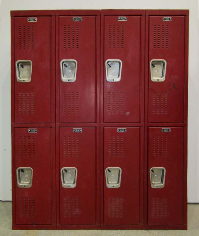 Old Vintage Lockers